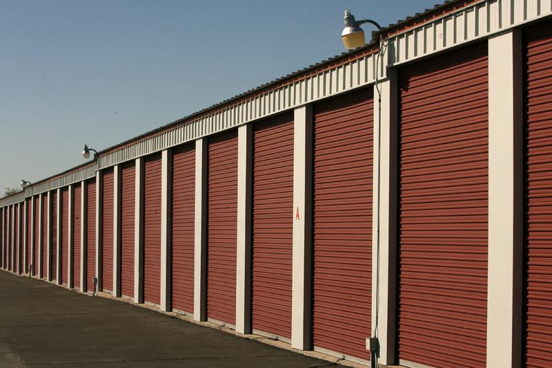 Foothills self storage yuma arizona for 12 foot roll up door